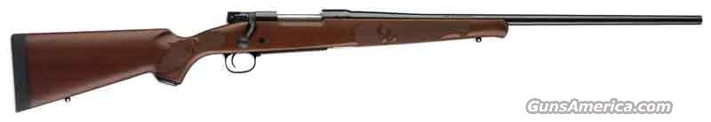 "WINCHESTER 70 FEATHERWEIGHT .300WSM 24"" NS BLUED WALNUT  Guns > Rifles > Winchester Rifles - Modern Bolt/Auto/Single > Model 70 > Post-64"