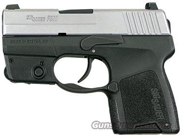 SIG P290 9MM DUO TONE NS LASER MODULE 1 6RD   Guns > Pistols > Sig - Sauer/Sigarms Pistols > P290