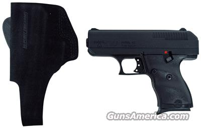 "HI-POINT PISTOL C9 COMPACT 9MM 3.5"" AS 8SH BLACK W/HOLSTER  Guns > Pistols > Hi Point Pistols"