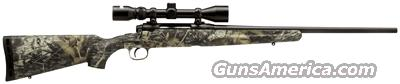 SAVAGE AXIS XP .308 PACKAGE BLUED MOBU SYN W/3-9X40MM  Guns > Rifles > Savage Rifles > Standard Bolt Action > Sporting