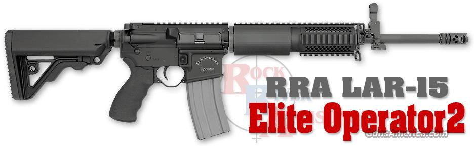 ROCK RIVER ARMS LAR-15 ELITE OPERATOR 2 STAND ALONE REAR SITE  Guns > Rifles > Rock River Arms Rifles
