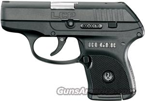 RUGER LCP .380ACP 6-SHOT FS BLUED  Guns > Pistols > Ruger Semi-Auto Pistols > LCP