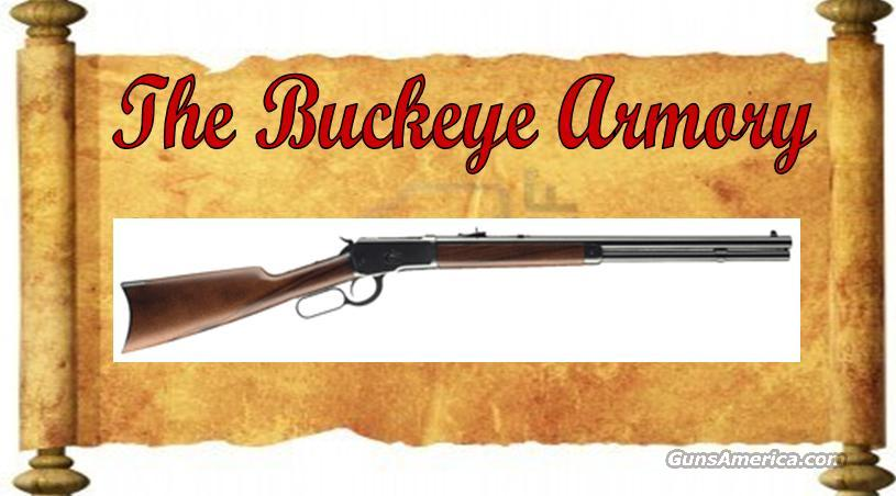 "WINCHESTER 1892 SHORT RIFLE .357MAG 20"" BLUED WALNUT  Guns > Rifles > Winchester Rifles - Modern Lever > Other Lever > Post-64"