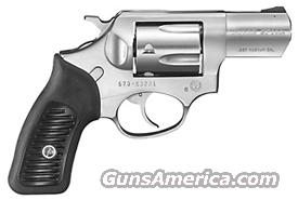 "RUGER SP101 .357MAG 2.25"" FS STAINLESS STEEL RUBBER GRIPS  Guns > Pistols > Ruger Double Action Revolver > SP101 Type"