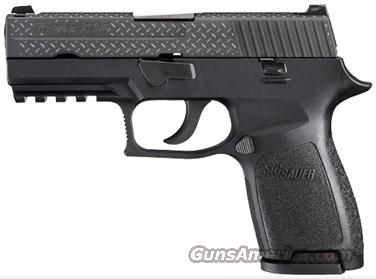 SIG P250 9MM BLK NITRON DIAMOND PLATE NS COMPACT   Guns > Pistols > Sig - Sauer/Sigarms Pistols > P250