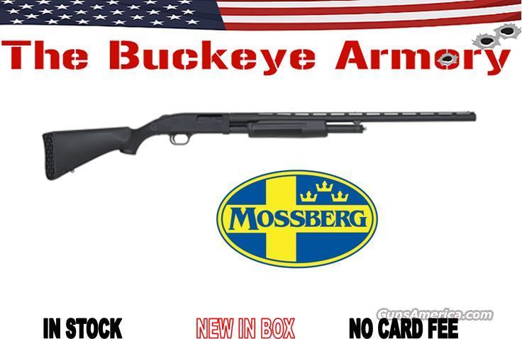 "MOSSBERG 500 FLEX 12GA. 3"" 28""VR CT-3 MATTE BLACK SYNTHETIC  Guns > Shotguns > Mossberg Shotguns > Pump > Sporting"