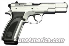 CANIK 55 S-120B 9MM LUGER FS 17-SHOT SATIN CHROME  Guns > Pistols > Canik USA Pistols