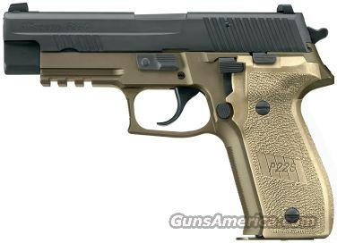 SIG P220 45ACP COMBAT DRK EARTH NS PICATINNY R   Guns > Pistols > Sig - Sauer/Sigarms Pistols > P220