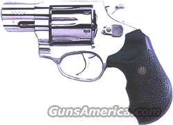 "ROSSI R352 .38 SPECIAL 2"" STAINLESS RUBBER GRIPS  Guns > Pistols > Rossi Revolvers"