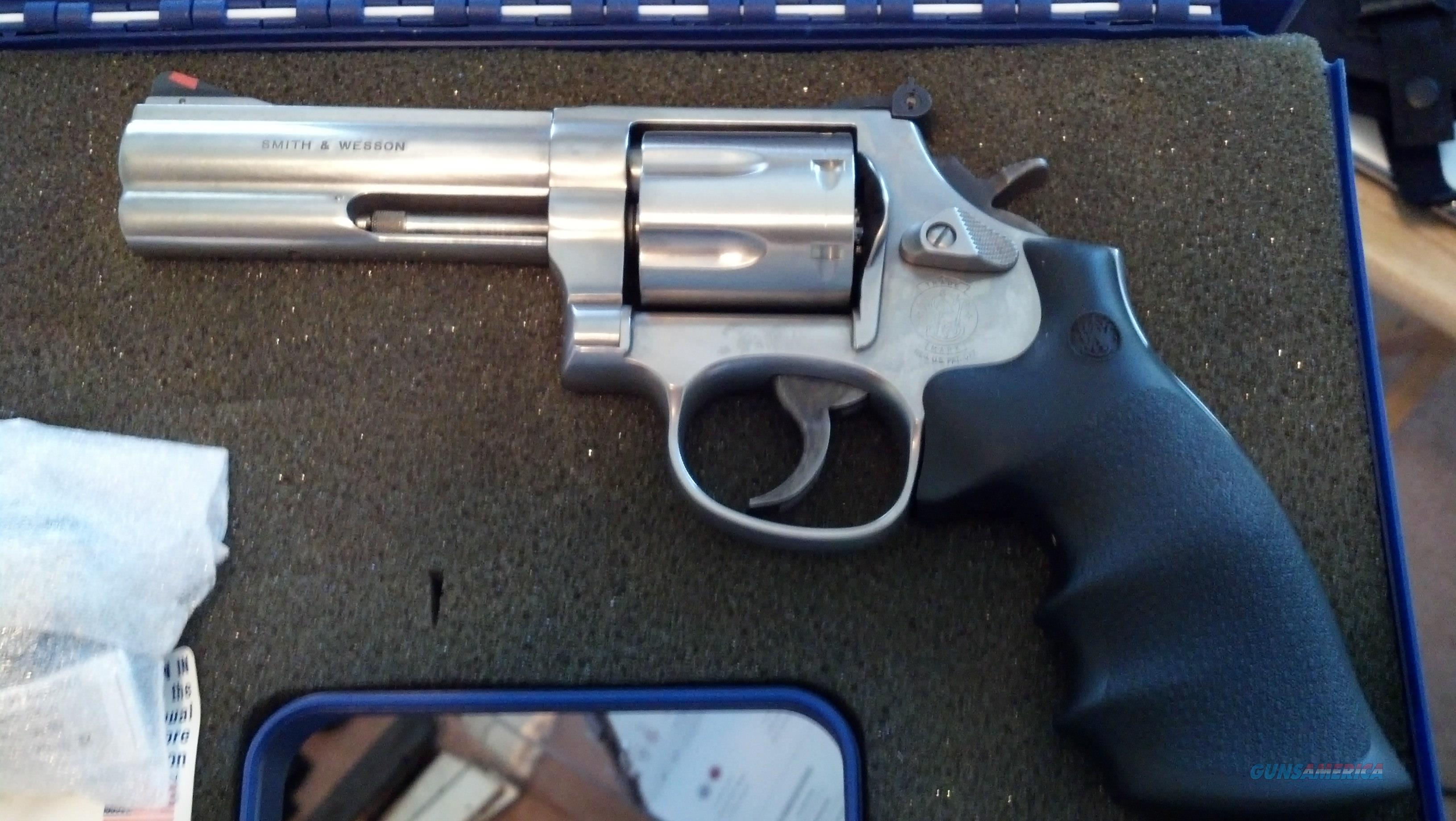Smith & Wesson 357 mag. 7 shot   Guns > Pistols > Smith & Wesson Revolvers > Full Frame Revolver