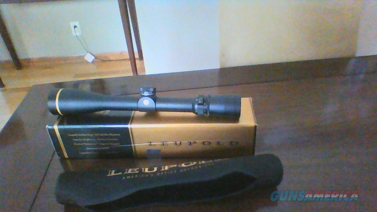 Leupold VXIII 3.5-10 x40 CDS  Non-Guns > Scopes/Mounts/Rings & Optics > Rifle Scopes > Fixed Focal Length