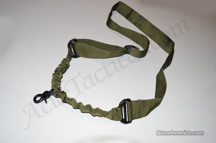 Tactical 1 Point Bungee Sling Single Point OD Green Olive Drab  Non-Guns > Tactical Equipment/Vests