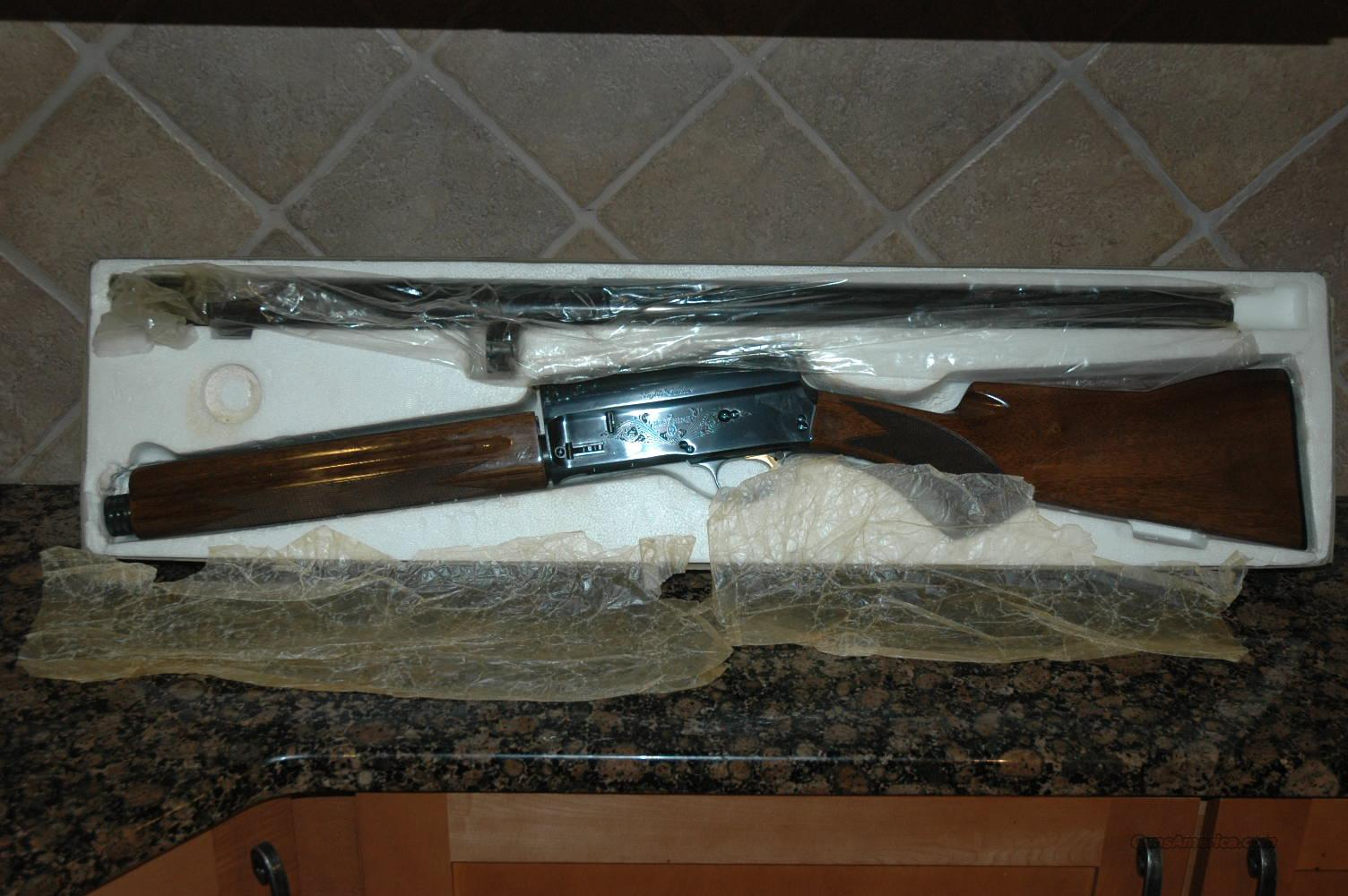 NIB A5 Unfired purchased in 1975  Guns > Shotguns > Browning Shotguns > Autoloaders > Hunting