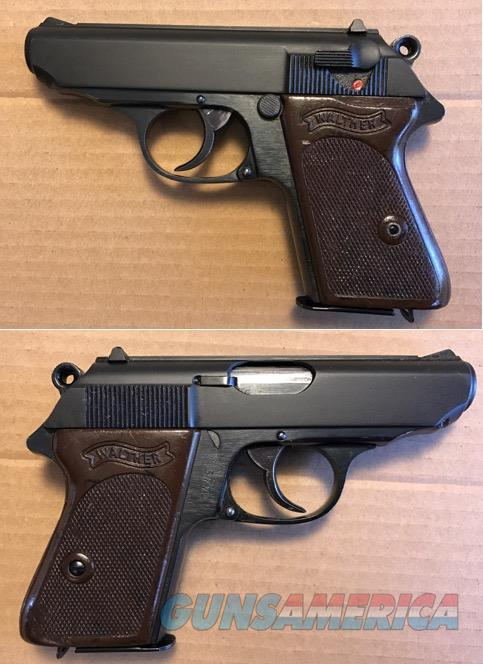 Walther Model PPK .22LR  Guns > Pistols > Walther Pistols > Post WWII > PPK Series