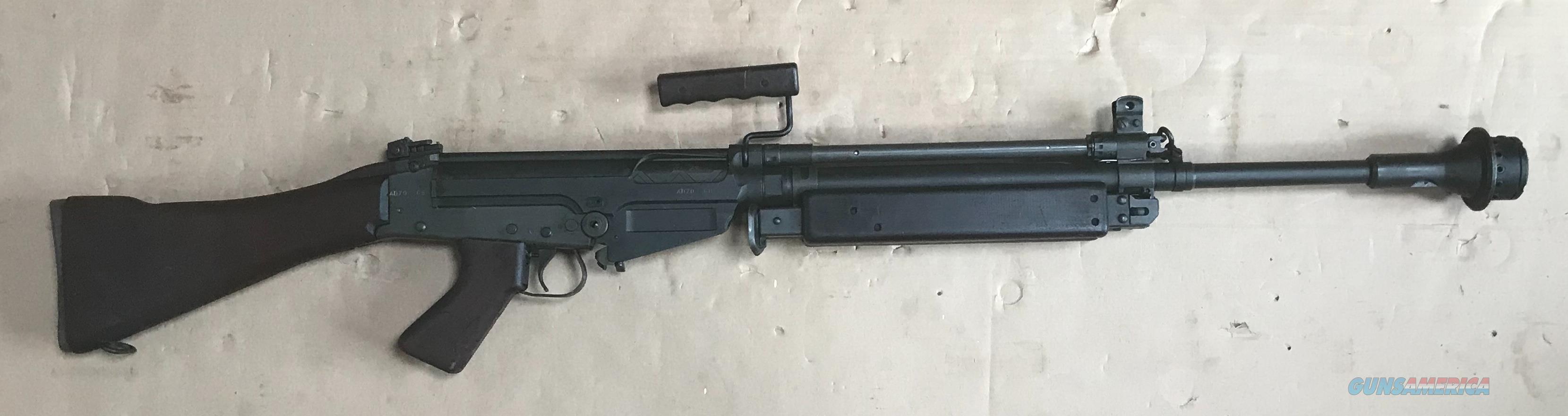 SLR Australian Model L2A1 7.62mm .308 machinegun  Guns > Rifles > Class 3 Rifles > Class 3 Dealer/Law Enf. Only