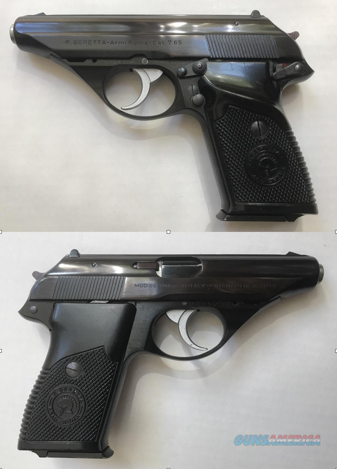 Beretta Model 90 Roma 7.65mm .32acp scarce  Guns > Pistols > Beretta Pistols > Rare & Collectible