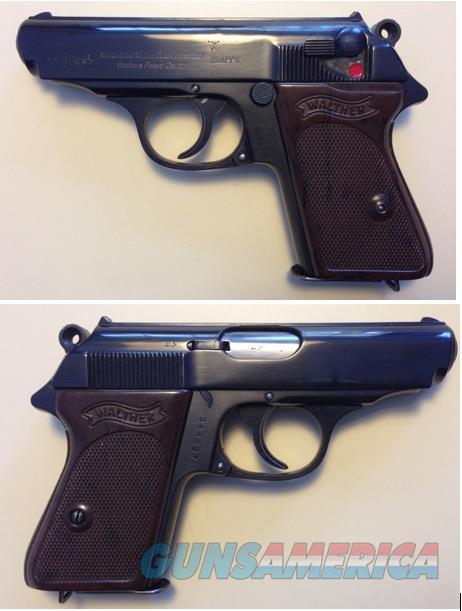German Walther PPK .22LR C&R Pre 1946  Guns > Pistols > Walther Pistols > Pre-1945 > PPK