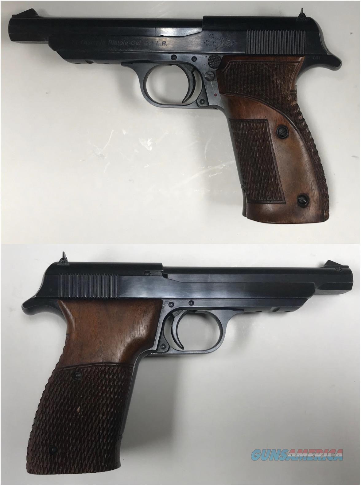 Norinco TT Olympia .22LR Copy of 1936 Walther Olympic pistol  Guns > Pistols > Norinco Pistols
