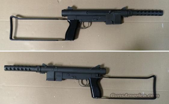 Smith & Wesson Model 76 SMG C&R  Guns > Rifles > Class 3 Rifles > Class 3 Subguns