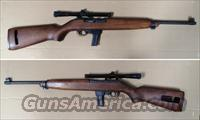 Iver Johnson M1 .22lr carbine  Guns > Rifles > IJ Misc Rifles