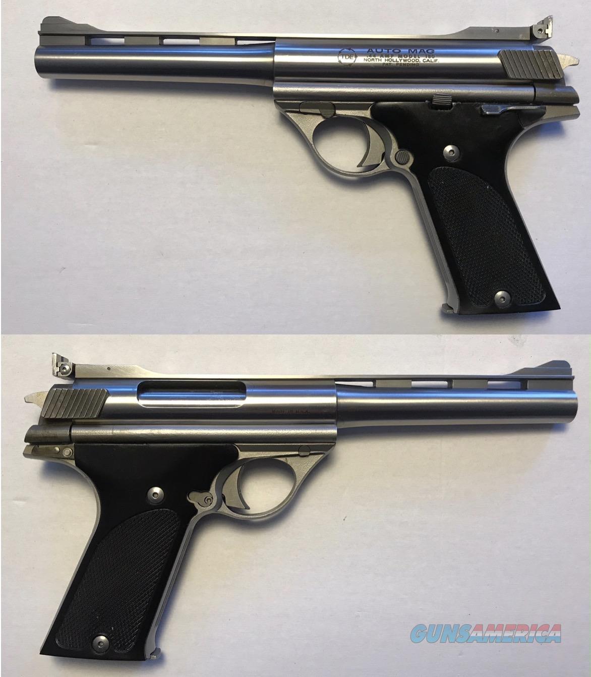 North Hollywood TDE Auto Mag .44AMP C&R  Guns > Pistols > Auto Mag Pistols