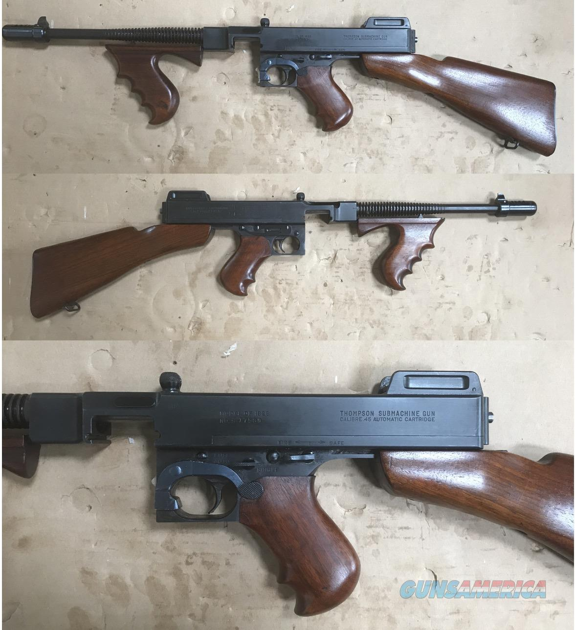 1928 Savage Commerical SMG C&R  Guns > Rifles > Class 3 Rifles > Class 3 Subguns