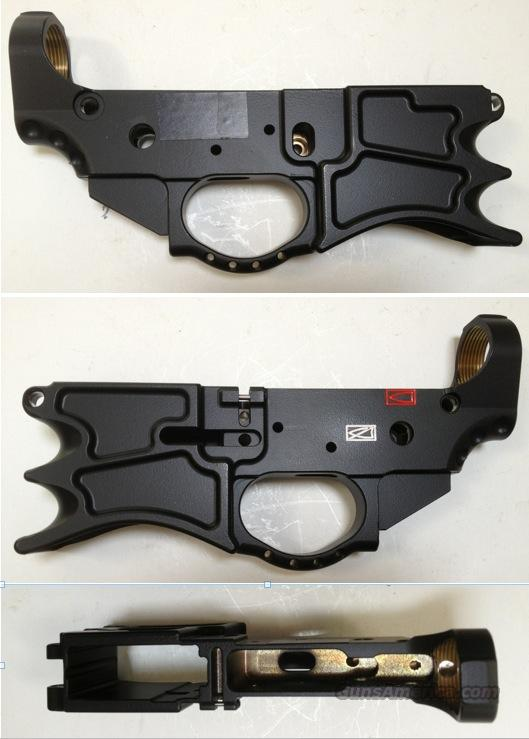 AR15 Milled Receiver  Guns > Rifles > AR-15 Rifles - Small Manufacturers > Lower Only