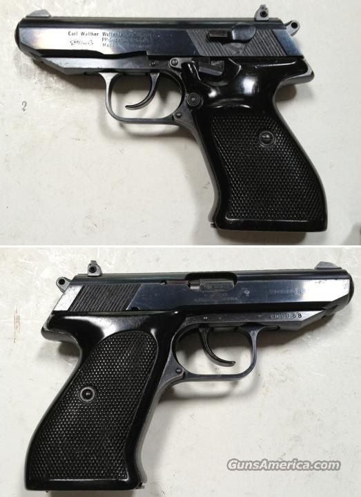Walther PP Super .380 9mmK  Guns > Pistols > Walther Pistols > Post WWII > PPK Series