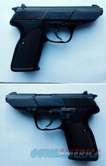 German Walther P5 9mm  Guns > Pistols > Walther Pistols > Post WWII > P5