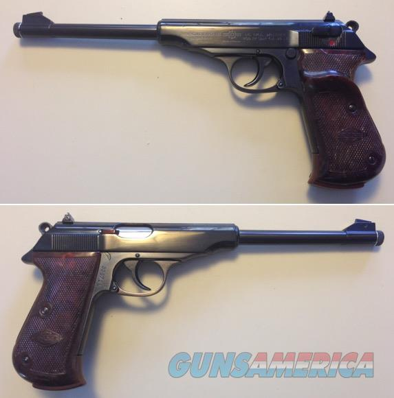 Walther / Manurhin PP Sport .22 C&R  Guns > Pistols > Walther Pistols > Post WWII > Target Pistols