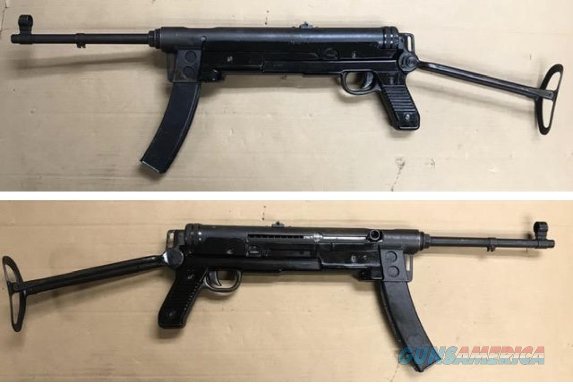 Zastava Model 56 pre 86 sample SMG 7.62 x 25 MP40  Guns > Rifles > Class 3 Rifles > Class 3 Subguns