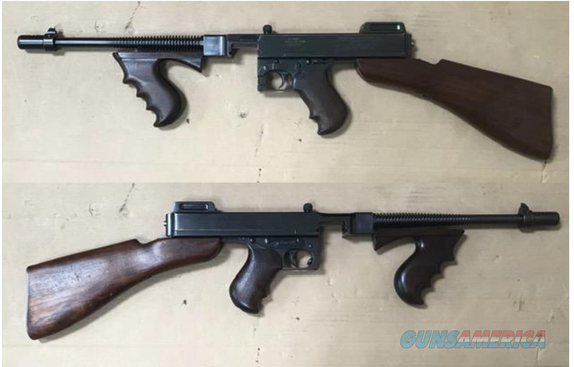 Colt Thompson 1928 Navy MG C&R British Proofs  Guns > Rifles > Class 3 Rifles > Class 3 Subguns