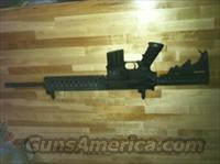 Smith & Wesson MP15T  Guns > Rifles > Smith & Wesson Rifles > M&P