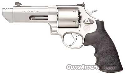 Smith & Wesson S&W 629 V-Comp Performance Center .44 Magnum  Guns > Pistols > Smith & Wesson Revolvers > Performance Center