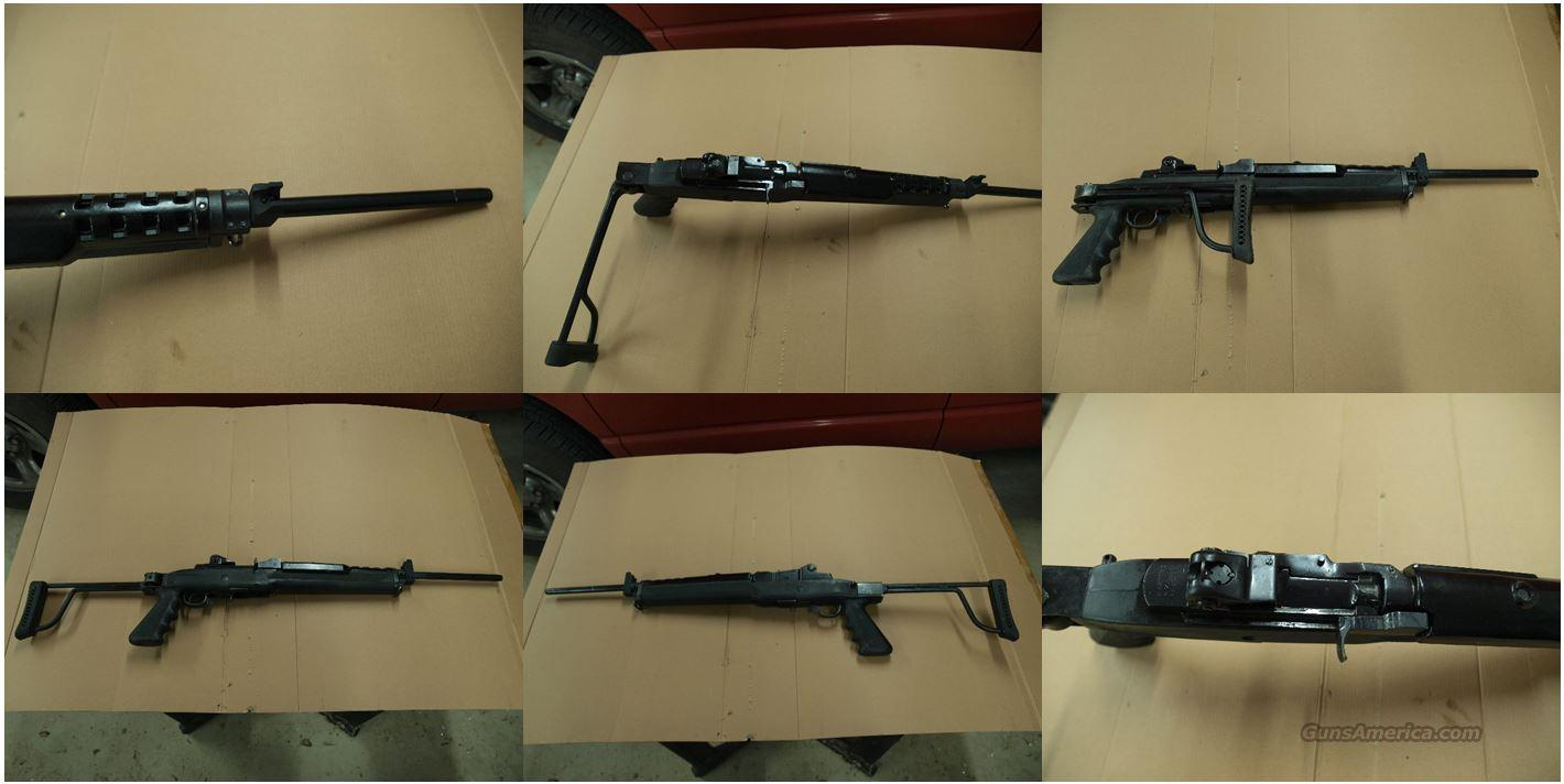 Mini 14 with Folding Stock  Guns > Rifles > Ruger Rifles > Mini-14 Type