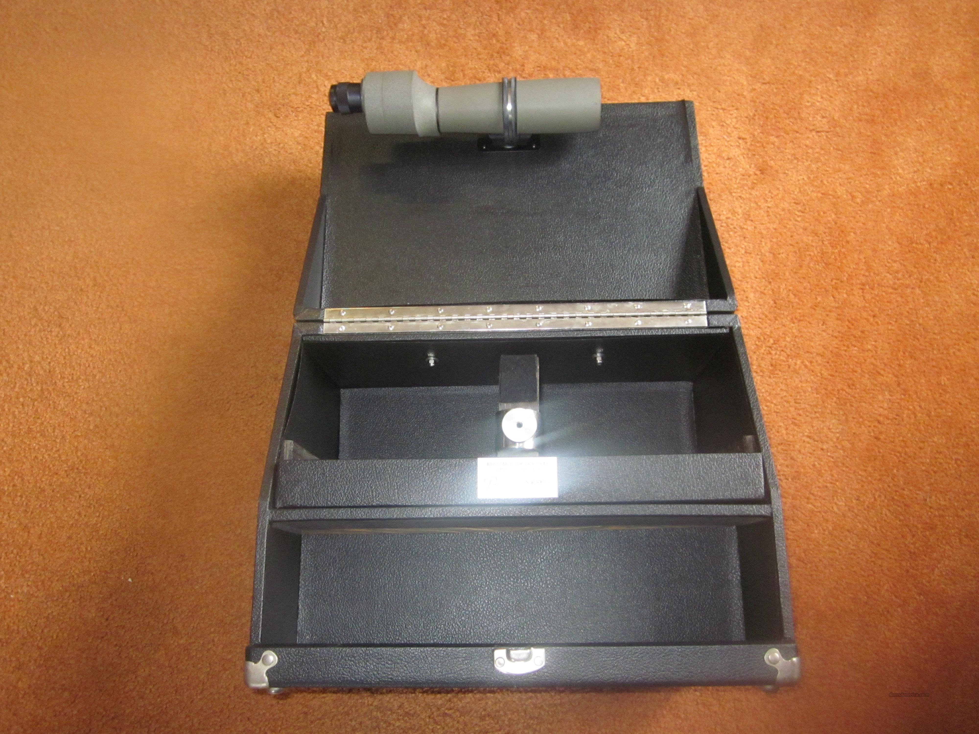 Pachmayr - Gun Works Super Delux Case  Non-Guns > Gun Cases