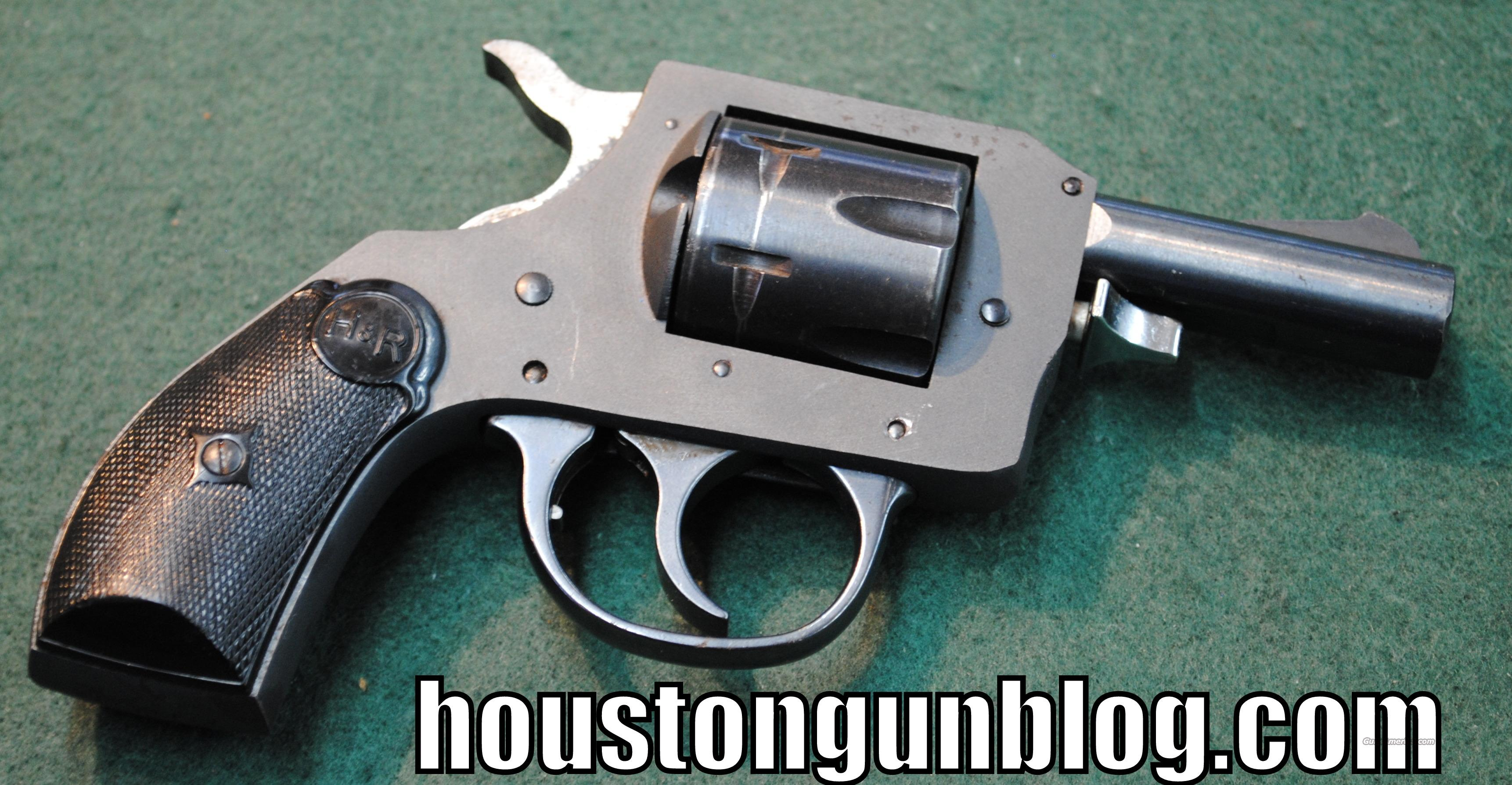 H&R CHEAP 32 Revolver   Guns > Pistols > Harrington & Richardson Pistols