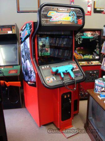 Crisis Zone - Tactical Stand-Up Arcade *LOCAL PICKUP ONLY  Non-Guns > Miscellaneous