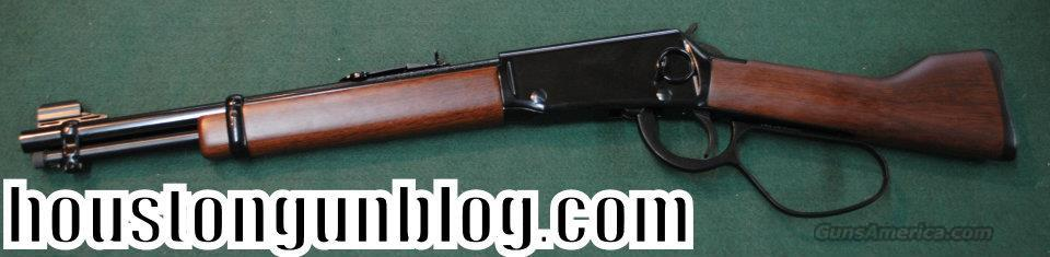 Henry Mares Leg 22LR Lever Action Rifle  Guns > Rifles > Henry Rifle Company