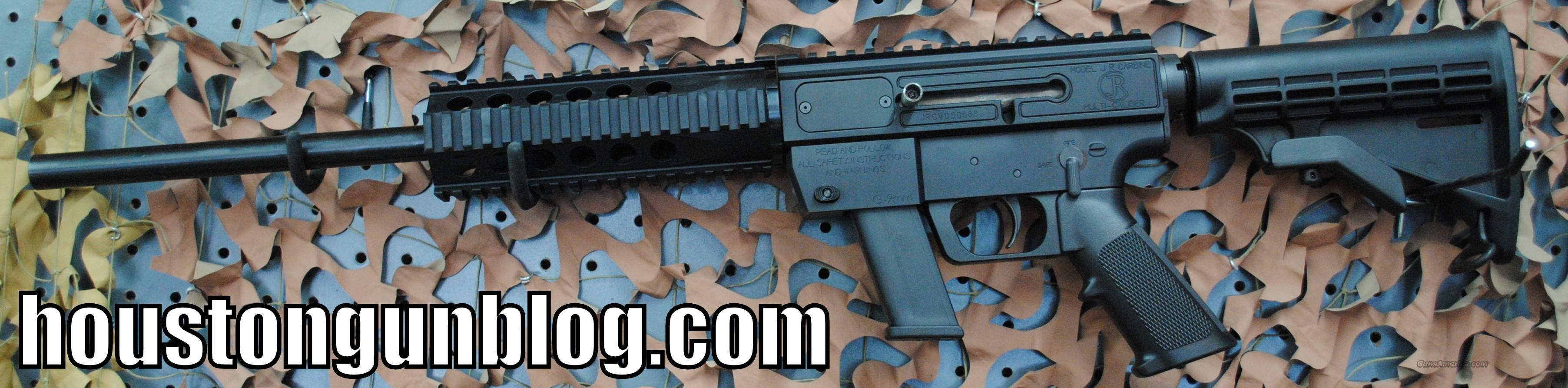 Just Right Carbine 40SW .40 AR-15 *Takes Glock Mags  Guns > Rifles > Tactical Rifles Misc.