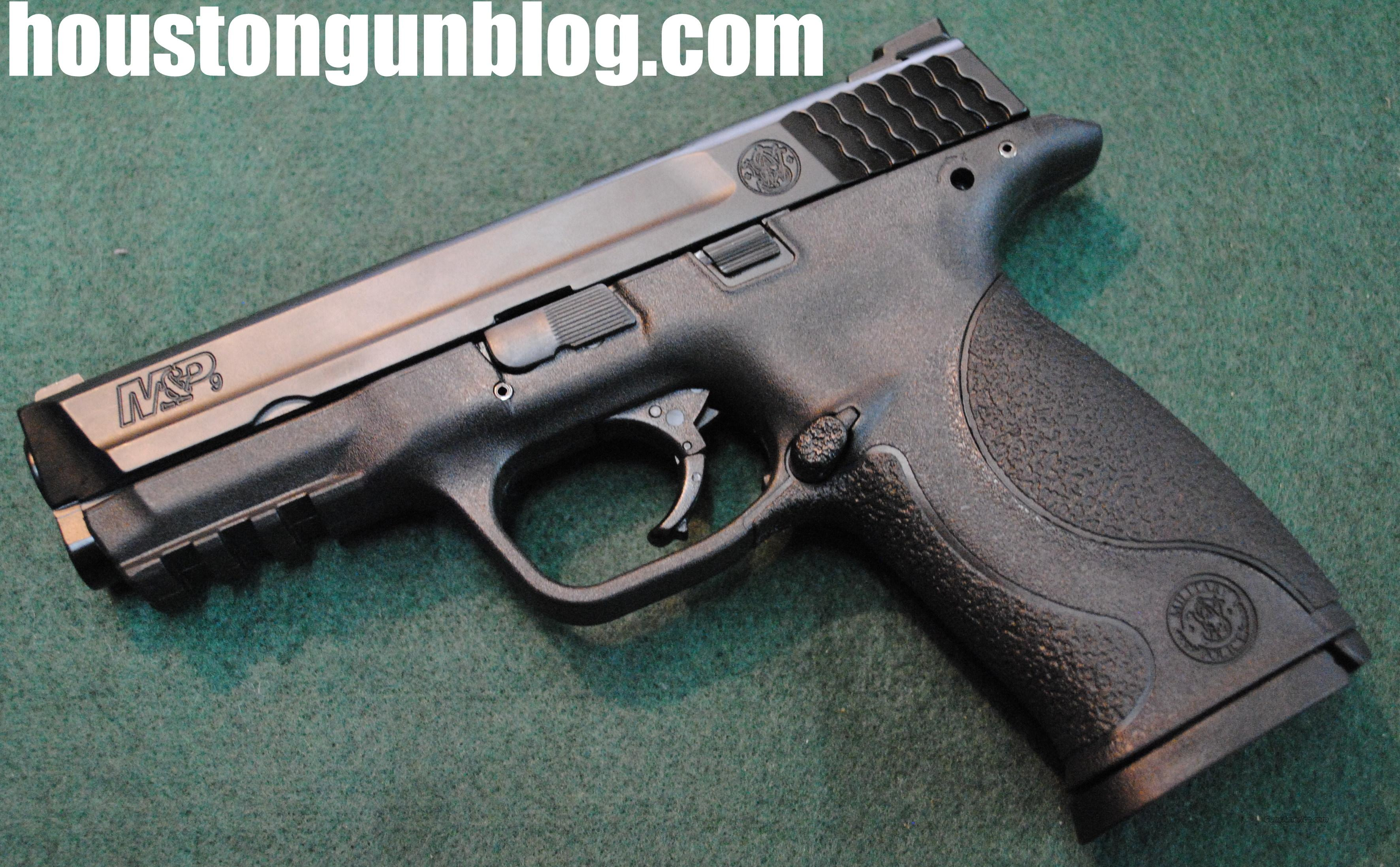 Smith and Wesson M&P 9mm Compact NIB  Guns > Pistols > Smith & Wesson Pistols - Autos > Polymer Frame