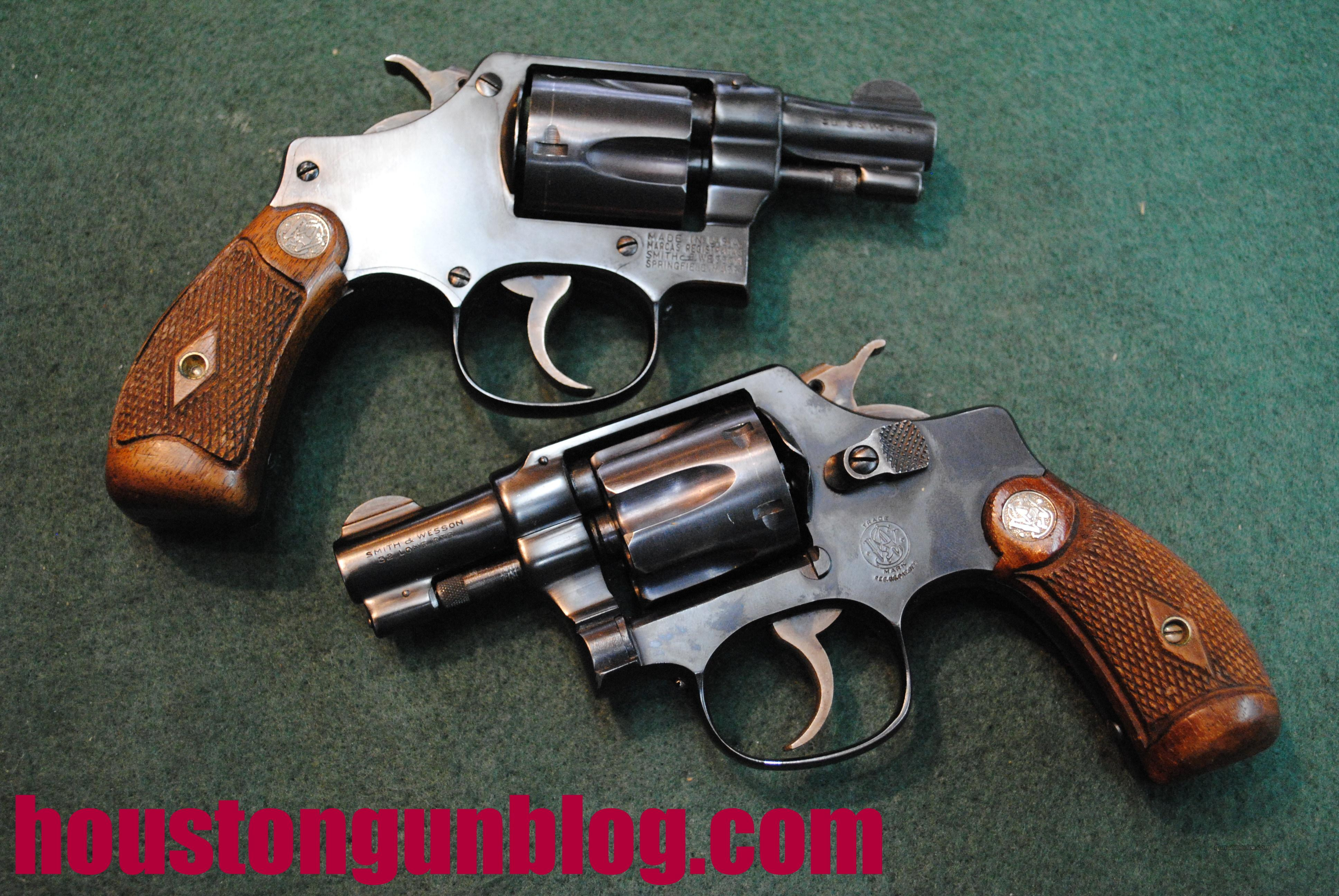 PAIR OF TWO S&W SMITH & WESSON I-FRAME TRANSITION REVOLVERS SCARCE  Guns > Pistols > Smith & Wesson Revolvers > Full Frame Revolver
