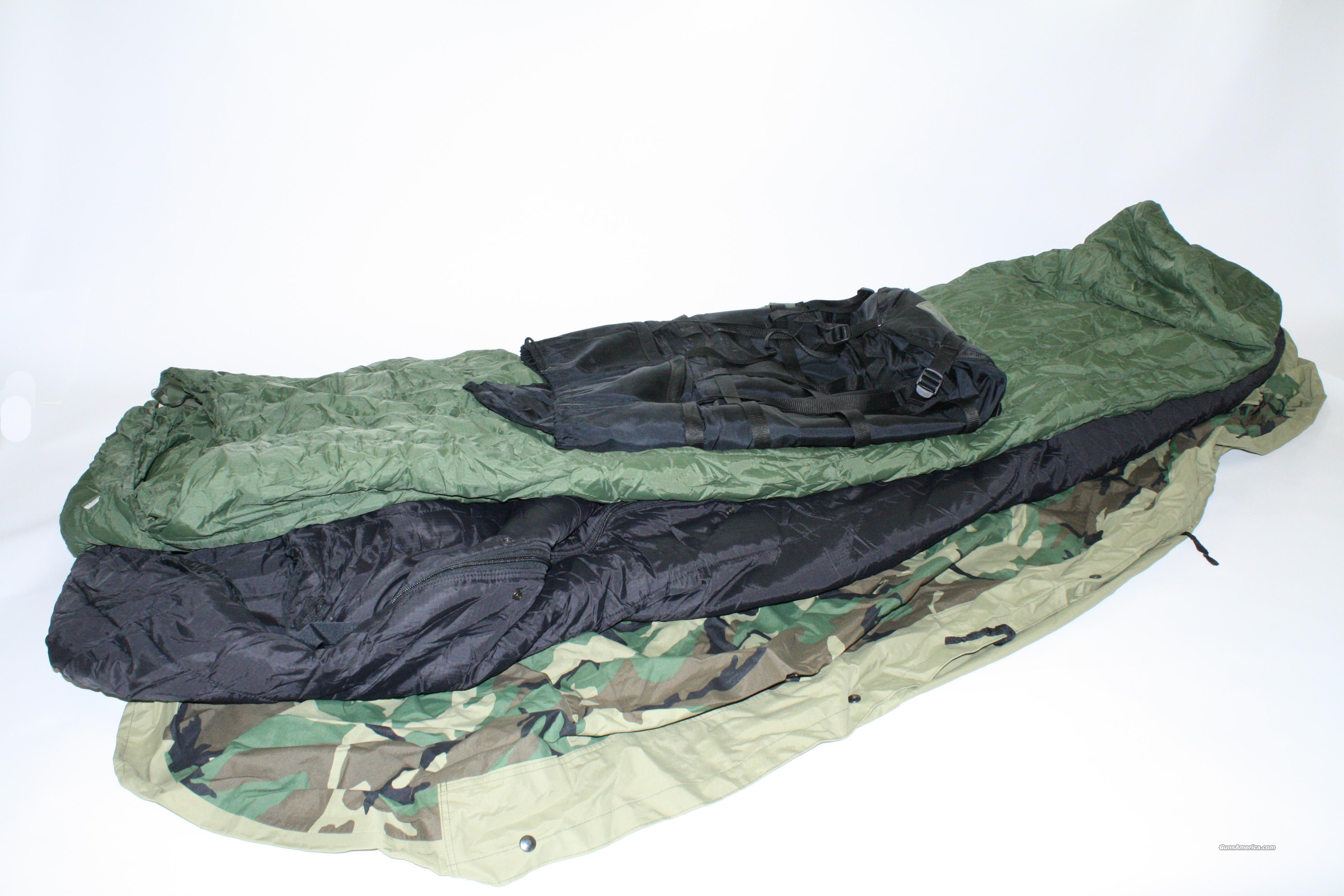 Modular Sleep System US Military Surplus  Non-Guns > Military > Camping/Survival