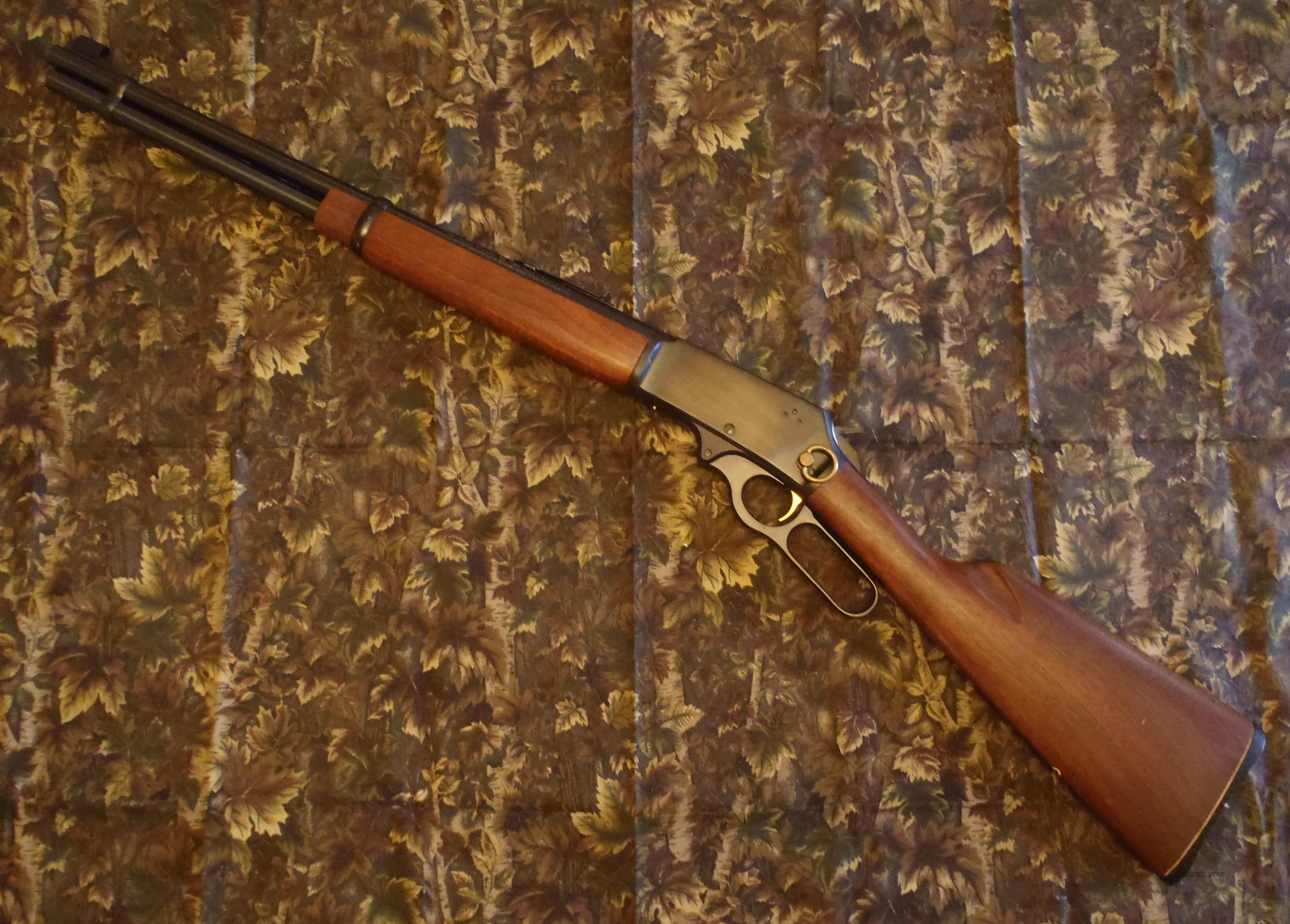 Marlin 336 - .44 magnum  Guns > Rifles > Marlin Rifles > Modern > Lever Action