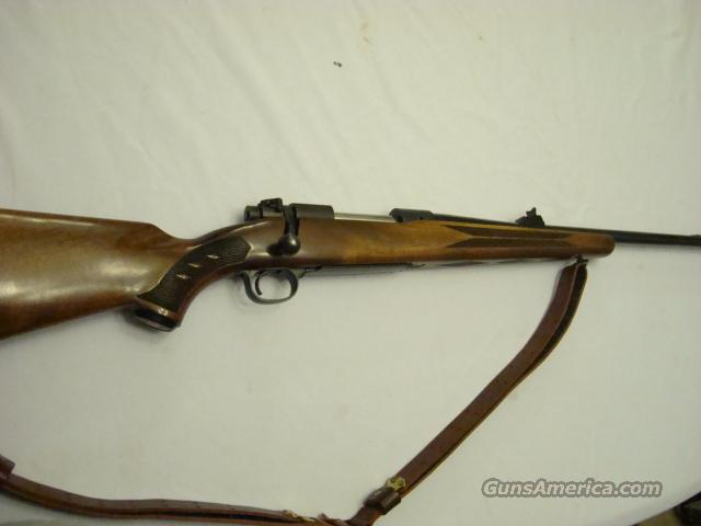 Winchester Mod 70 Deluxe 64  in .270 I Trade  Guns > Rifles > Winchester Rifles - Modern Bolt/Auto/Single > Model 70 > Post-64