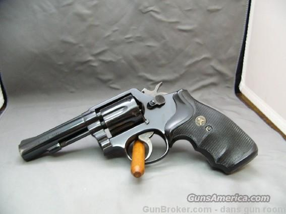 "Smith & Wesson M10-6  4"" .38 Special Revolver  Guns > Pistols > Smith & Wesson Revolvers > Model 10"