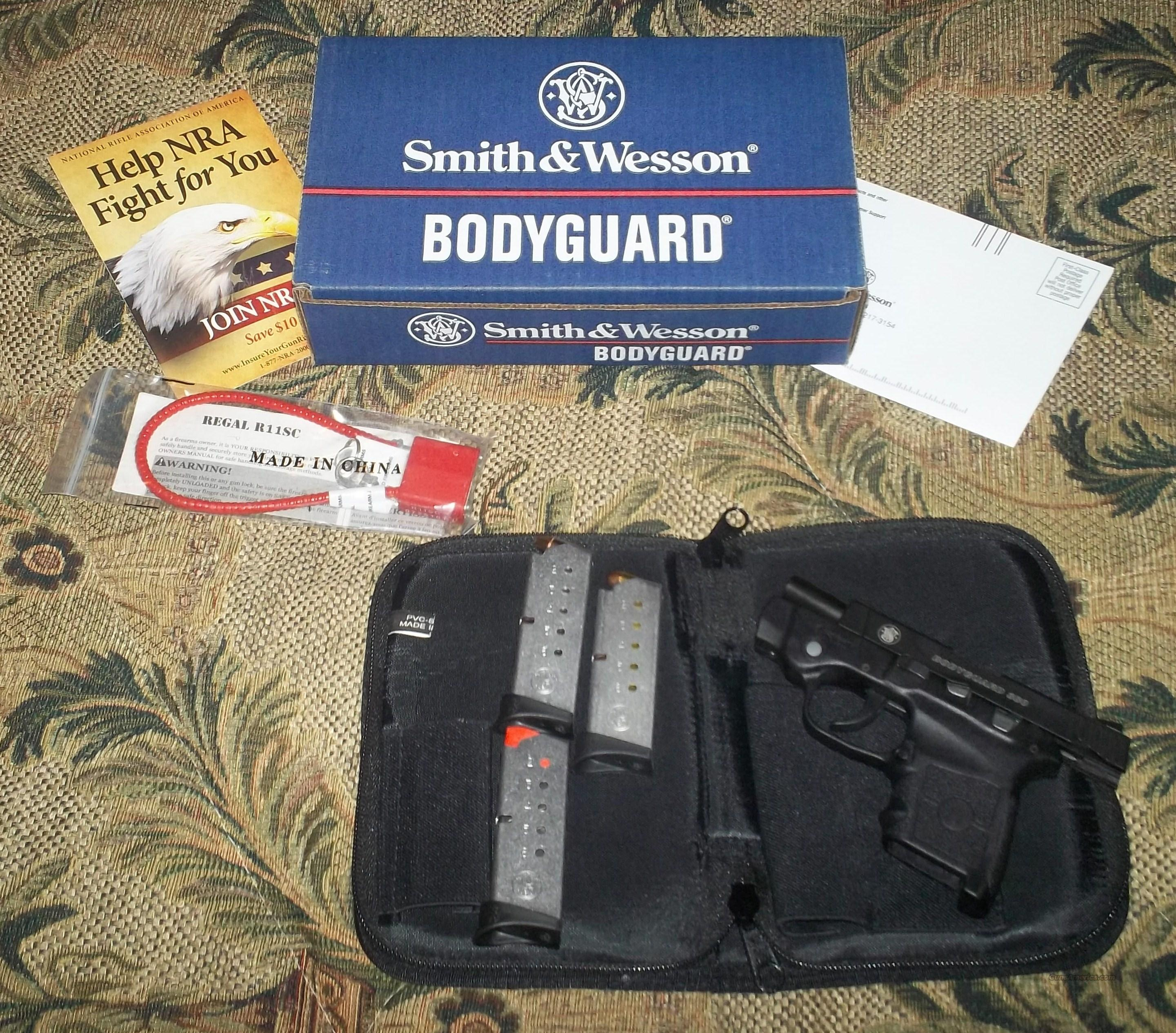 Smith and Wesson Body Guard 380 Bodyguard  Guns > Pistols > Smith & Wesson Pistols - Autos > Polymer Frame