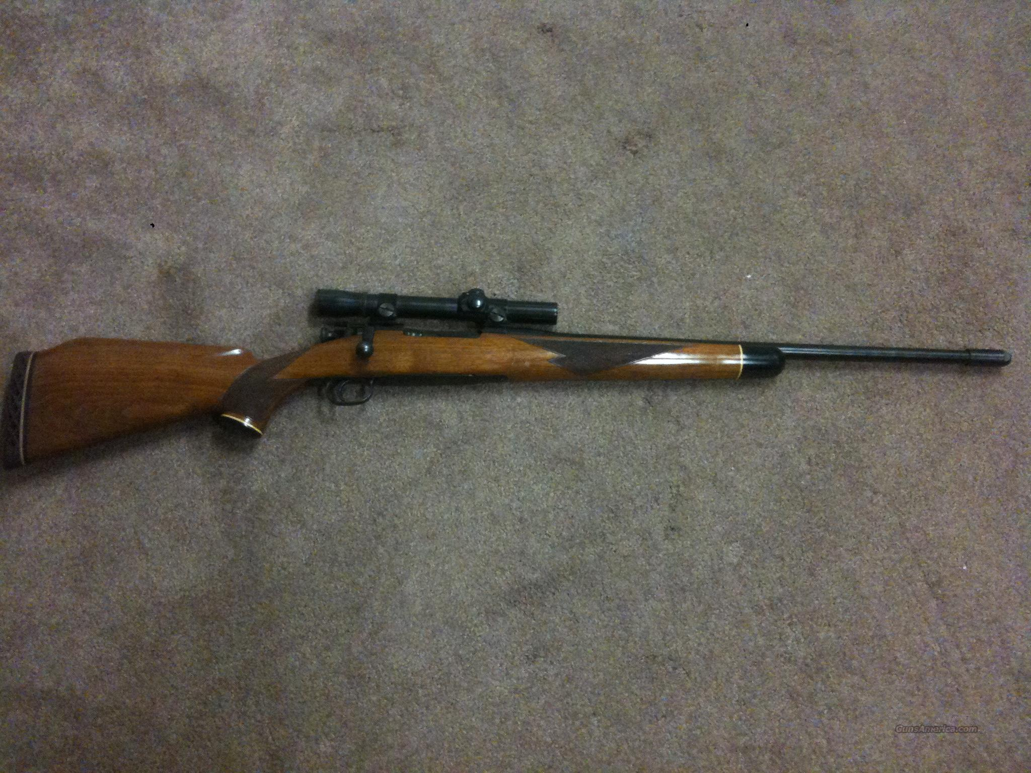 U.S. REMINGTON MODEL 1903 - 30.06 CAL. SPORTERIZED CUSTOM RIFLE - WITH SCOPE - EXCELLENT CONDITION -   Guns > Rifles > Military Misc. Rifles US > 1903 Springfield/Variants