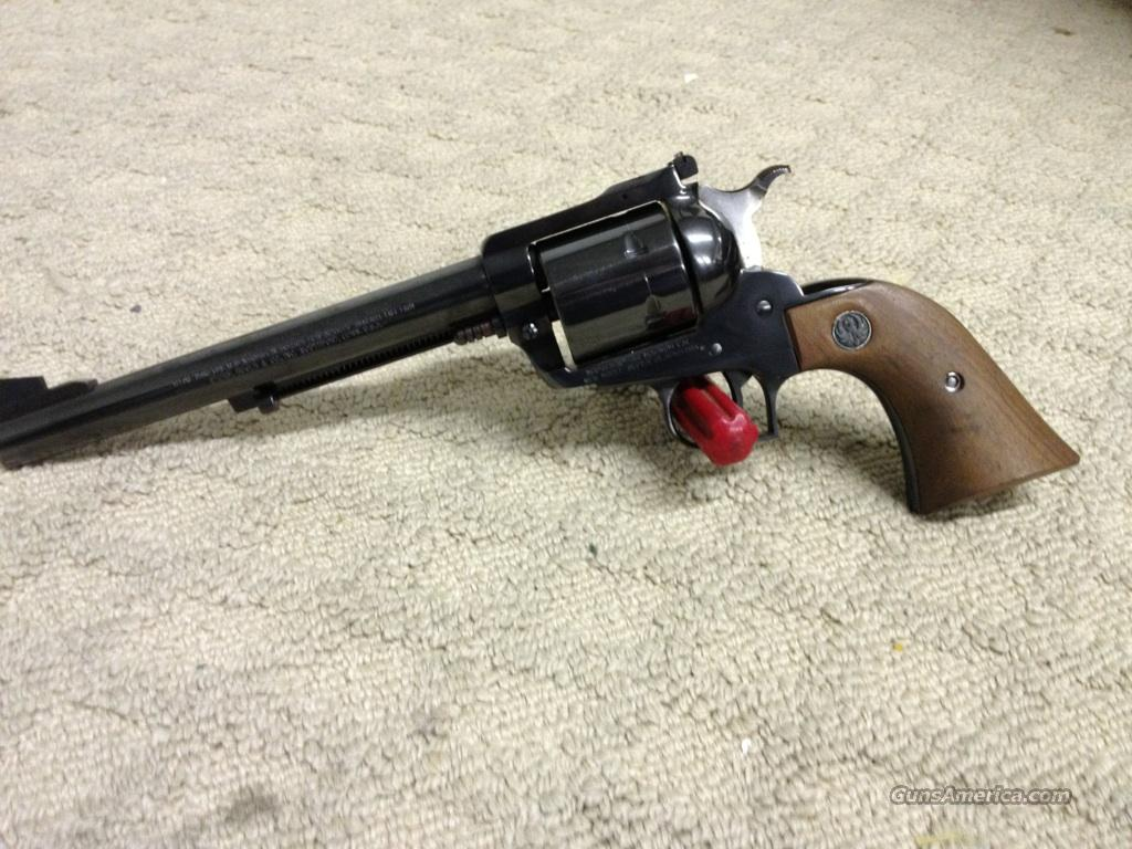 "RUGER SUPER BLACKHAWK 44 MAGNUM - 7 1/2"" BARREL-PACHMAYER GRIPS- EXCELLENT CONDITION- HARD TO FIND  Guns > Pistols > Ruger Single Action Revolvers > Blackhawk Type"