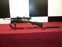 "Price Reduced! Like New Ruger 14/5P  Mini-14 Ranch 223 Remington/5.56 NATO 18.5"" 5 Round  Ruger Rifles > Mini-14 Type"